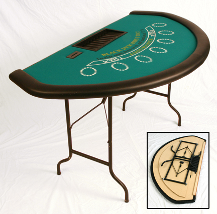 Used blackjack table for sale